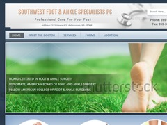 Theme WordPress Southwest_Foot_And_Ankle_Specialists_PC