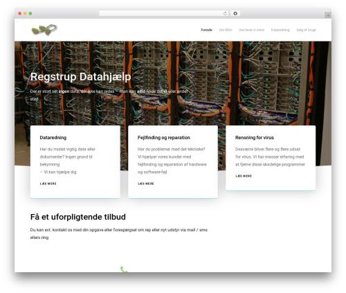 Theme WordPress Movedo - regstrup-data.dk