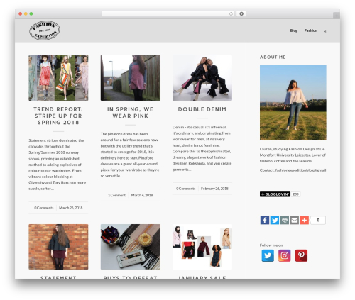 Free WordPress WordPress Follow Buttons Plugin – AddThis plugin - sigpage.com