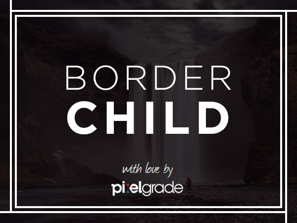 Border Child WordPress magazine theme