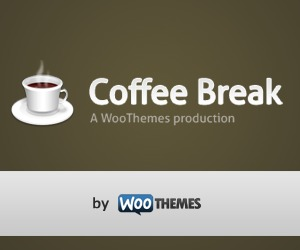 Coffee Break WordPress template