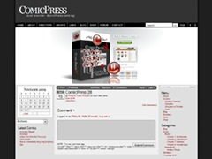 ComicPress Boxed theme WordPress