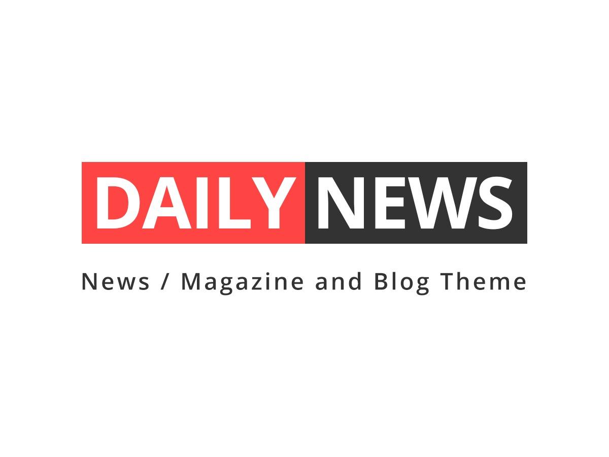 Daily News WordPress news theme