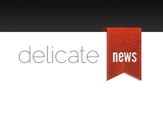 Delicate News WordPress news template