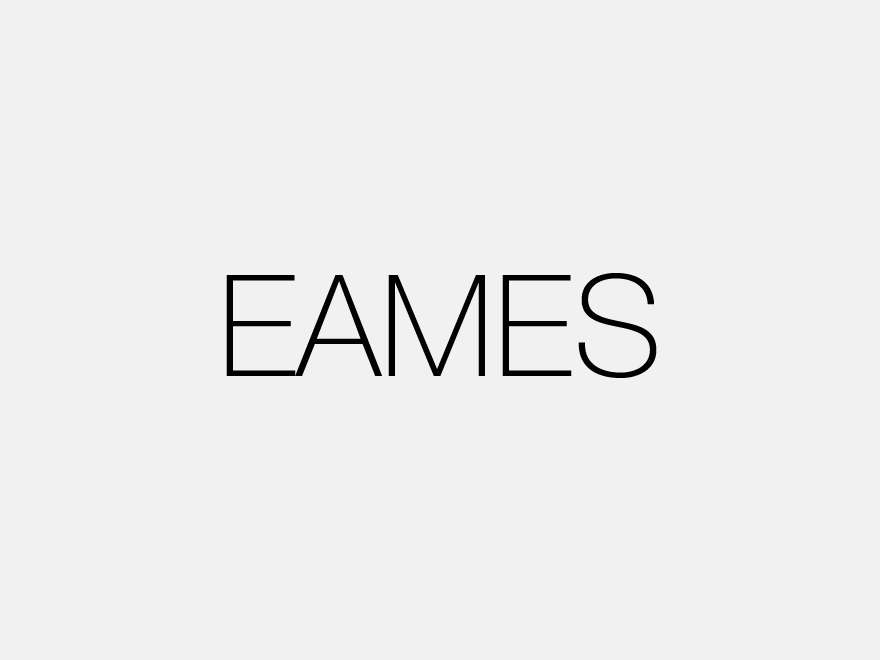 Eames WP template