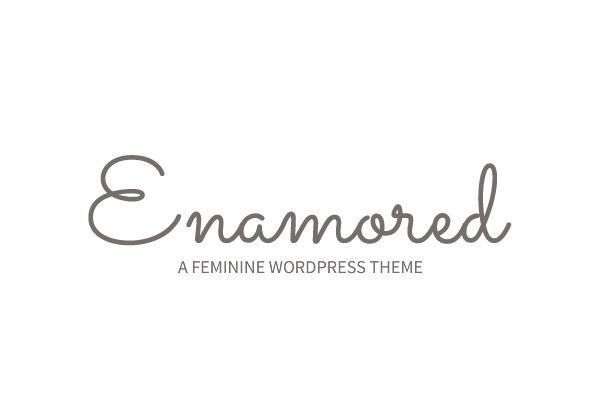 enamoredfree WP theme