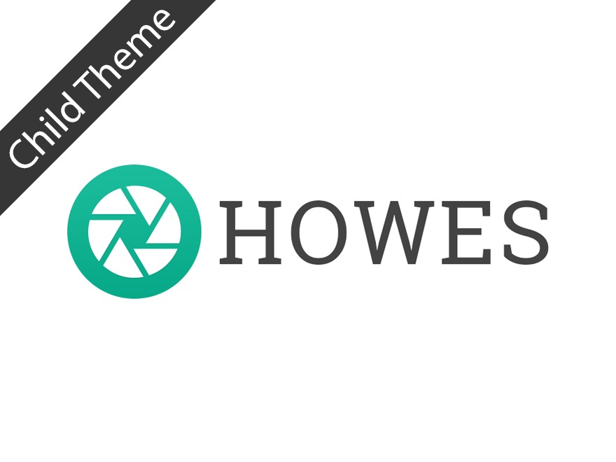 Howes Child theme WordPress