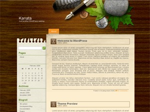 Kanata premium WordPress theme