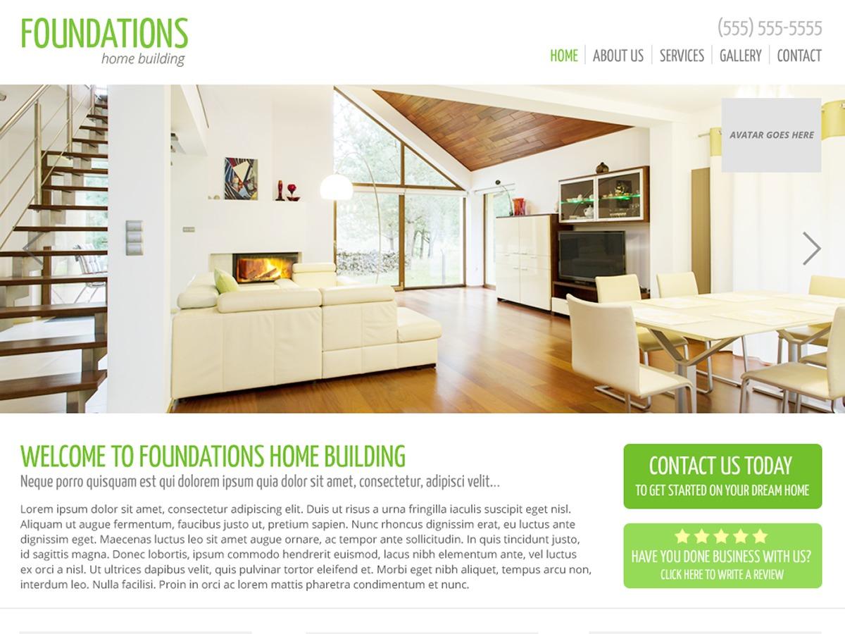 Next Foundations top WordPress theme