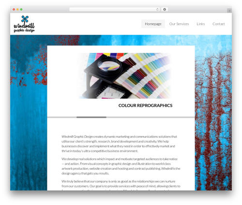 WordPress pl-section-sitemap-footer plugin - windmillgraphicdesign.co.uk