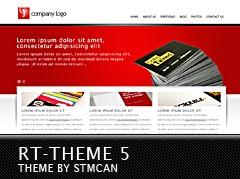 RT-Theme 5 theme WordPress