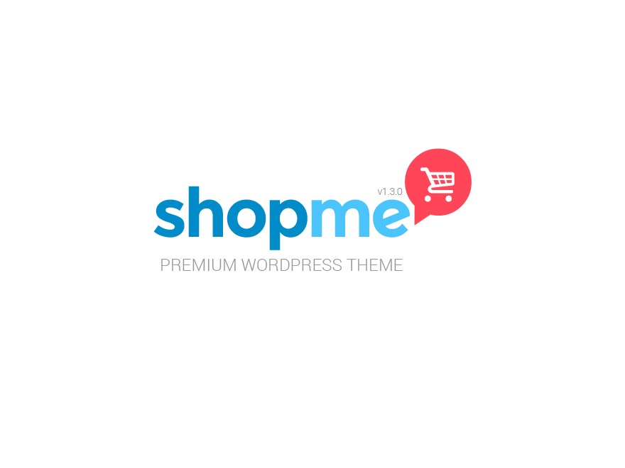 Shopme WordPress store theme