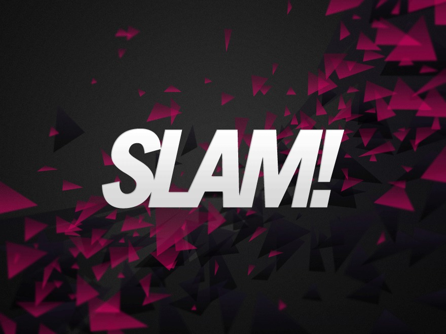 SLAM! premium WordPress theme