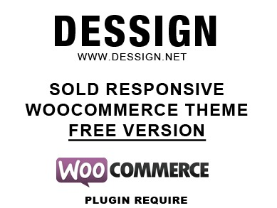 SOLD Responsive WooCommerce WordPress Theme FREE best WooCommerce theme