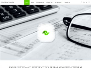Tax PreparationV8 premium WordPress theme