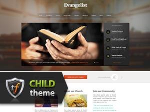 Theme WordPress Evangelist Child