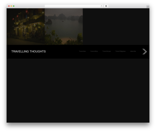Theme WordPress Fullscreen - windibarth.com