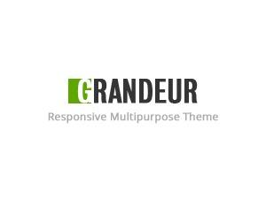 Theme WordPress Grandeur