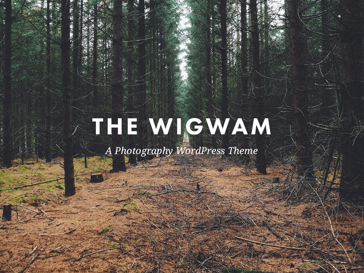 Theme WordPress wigwam