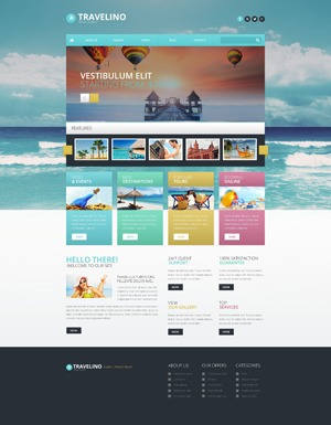 theme51349 best WordPress template