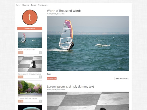 Tuesday best WordPress gallery