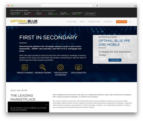 Free WordPress Simple Share Buttons Adder plugin - www2.optimalblue.com