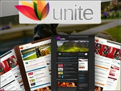 Unite WordPress theme