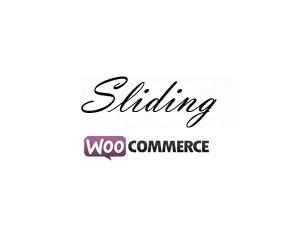 WordPress template Sliding