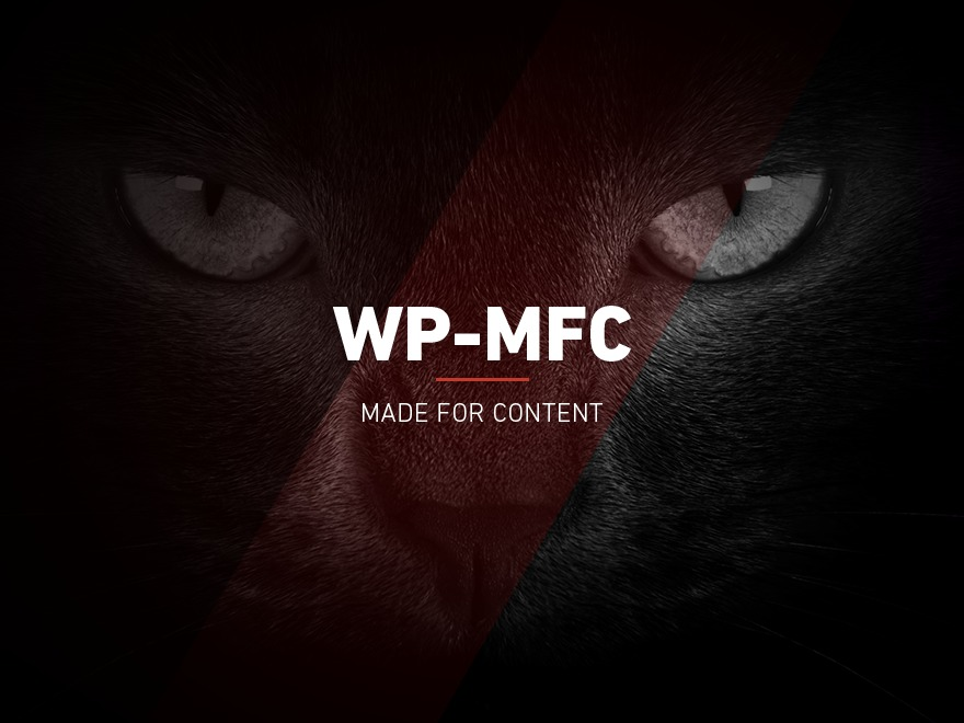 WP-MFC Theme WordPress theme