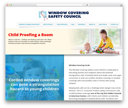 WP theme EXCEPTION - windowcoverings.org