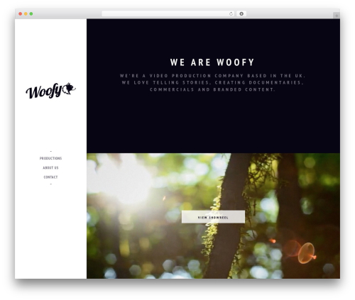 Free WordPress WP Video Lightbox plugin - wearewoofy.com