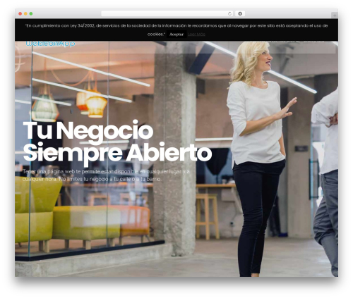 EasyWeb best WooCommerce theme - webconapp.com