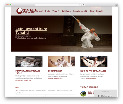 WordPress ml-slider-pro plugin - taiji.cz