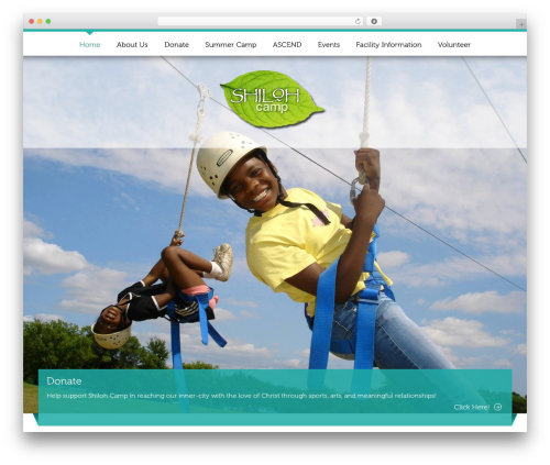 ButterBelly WordPress template free download - shilohcamp.org