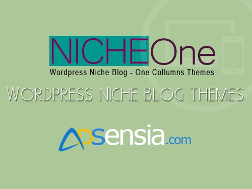 NicheOne.V301 WordPress website template