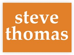 Steve Thomas Home - responsive template WordPress