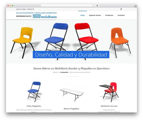 Theme WordPress Lounge - sillasplegadizasqueretaro.com