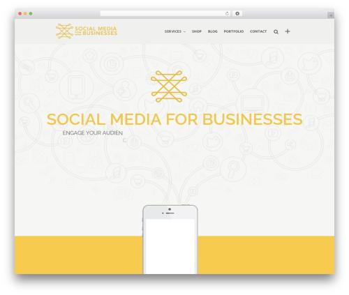 Free WordPress WP Swiper plugin - social-media-for-businesses.com