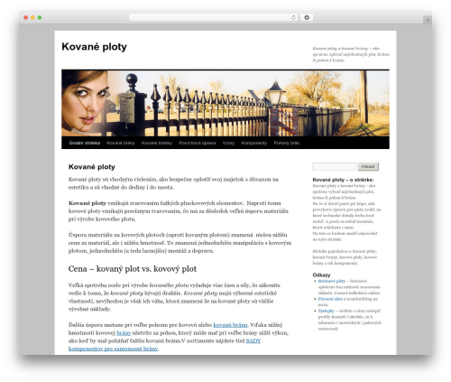 Twenty Ten WordPress theme free download - kovanyplot.sk