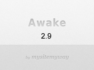 Awake best WordPress template