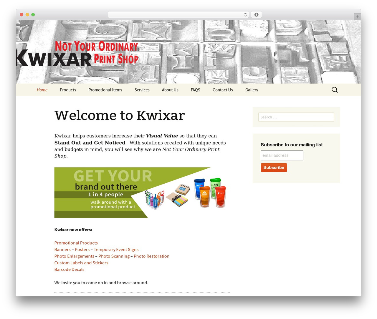 Best WordPress theme Twenty Thirteen - kwixar.com