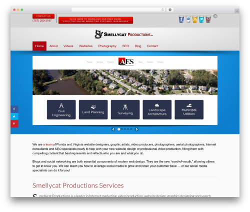 Free WordPress Companion Sitemap Generator plugin - smellycatproductions.com