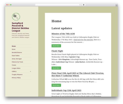 Twenty Fifteen WordPress theme free download - spskittles.co.uk