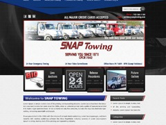 WordPress website template E_n_E_Vehicle_Solutions