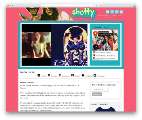 Best WordPress template AgentPress Two - shottylovesyou.com