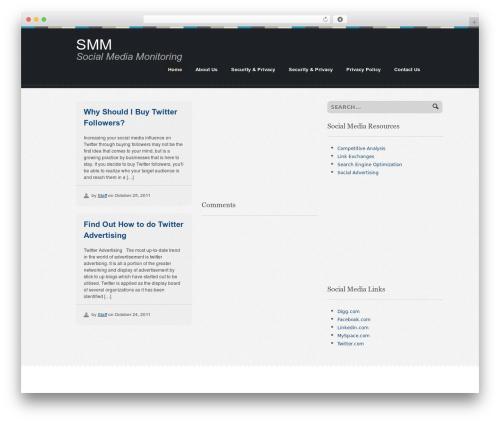 Theme WordPress Swatch - socialmediamonitoring.com/?utm_source=none&utm_medium=redirect&utm_term=&utm_content=none&utm_campaign=socialmediamonitering.com