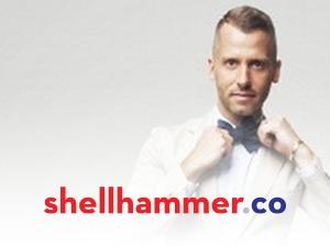 Shellhammer.co best WordPress template