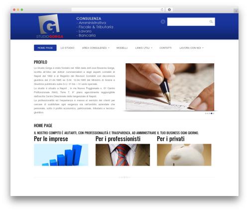 Best WordPress template BrightBox - studiogorga.it