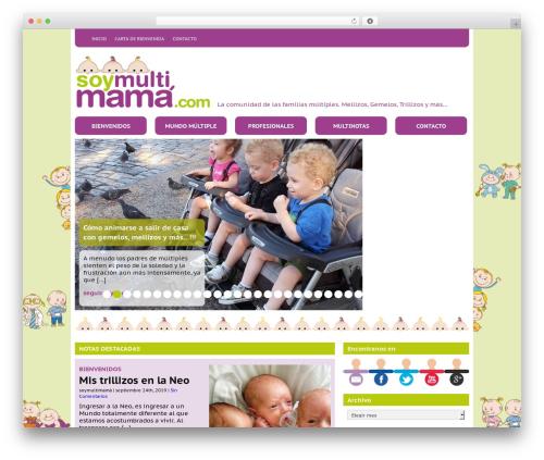 Free WordPress Image Watermark plugin - soymultimama.com