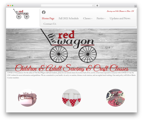 Customizr WordPress theme download - theredwagon.org
